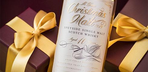 Christmas Malt - Whisky Exchange