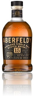Aberfeldy 15 Years - Pomerol finish