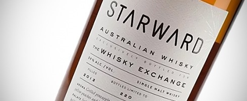 Starward for The Whisky Exchange