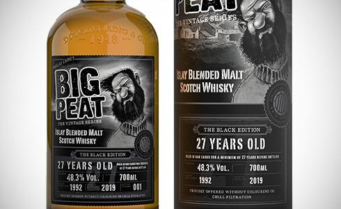 Big Peat Black Edition 27 Years