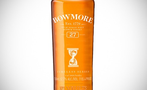 Bowmore Timeless Series 27 Years