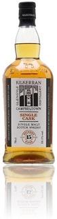 Kilkerran 15 Years - bourbon - single cask