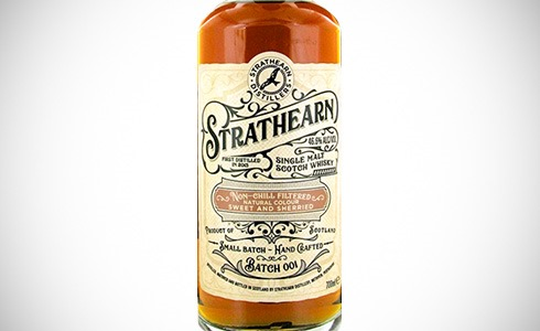 Strathearn single malt
