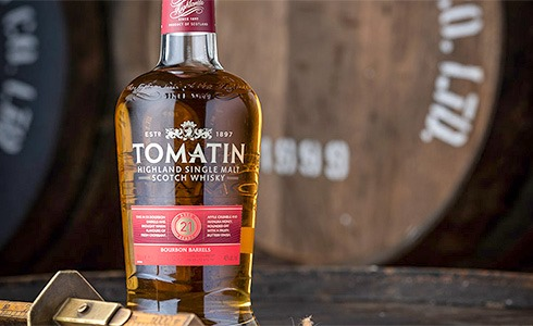 Tomatin 21 Years - travel retail