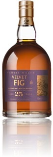 Velvet Fig 25 Years - Wemyss Malts