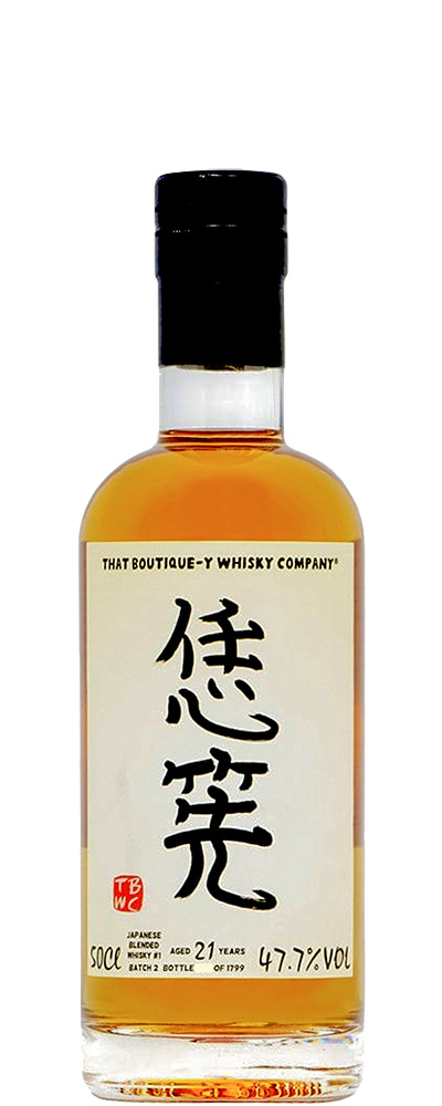 Japanese Blended Whisky Batch #2 (TBWC)