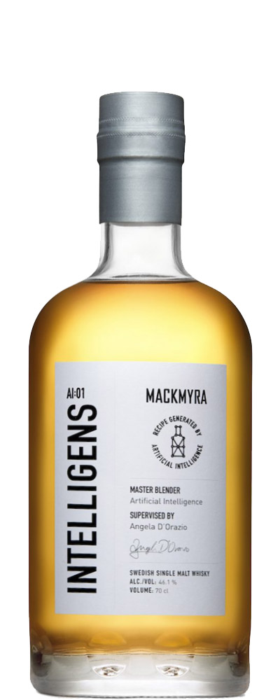 Mackmyra Intelligens AI:01