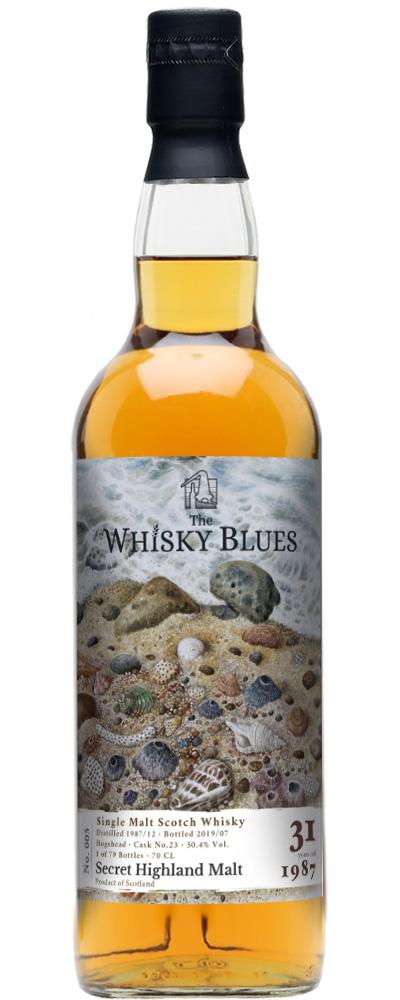 Secret Highland Malt 1987 (Whisky Blues)