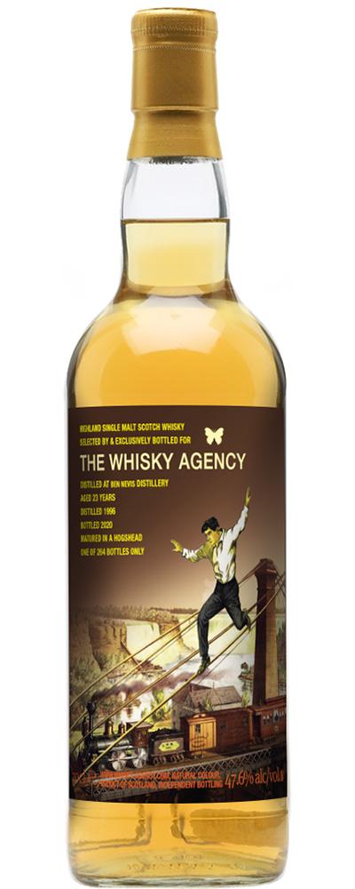 Ben Nevis 1996 (Whisky Agency)