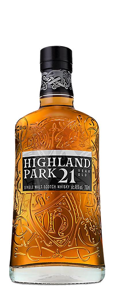 Highland Park 21 Years (August 2019)