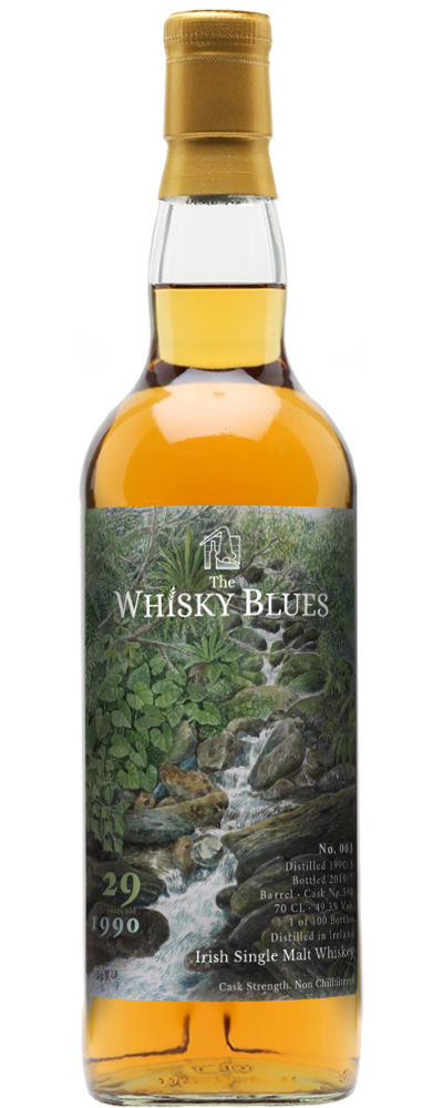 Irish Single Malt 1990 (Whisky Blues)