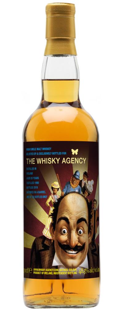 Irish Single Malt 1990 (Whisky Agency)