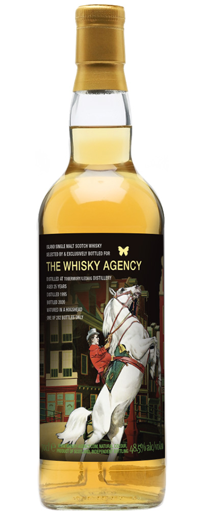 Ledaig 1995 (Whisky Agency)