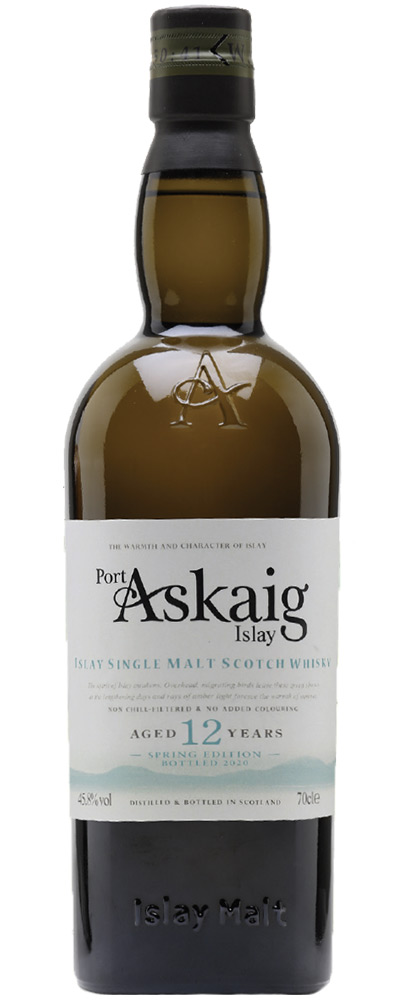 Port Askaig 12 Years 'Spring Edition'