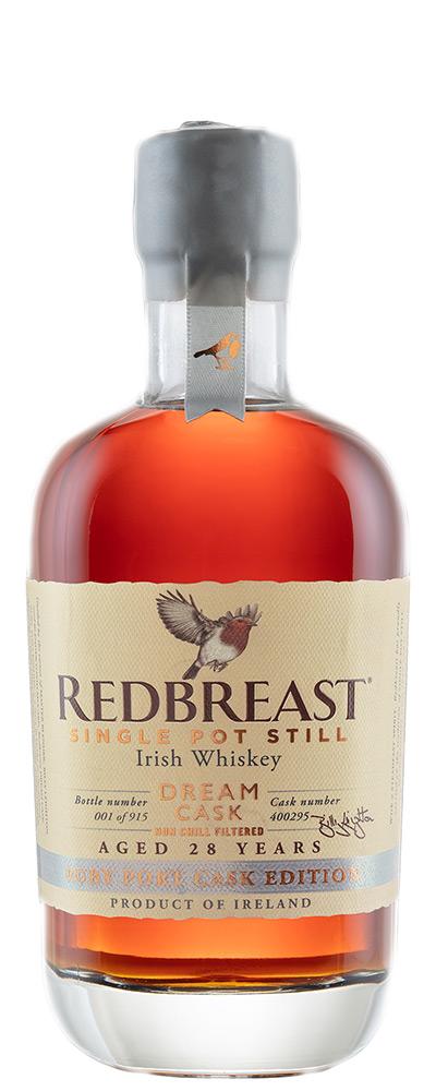Redbreast Dream Cask 28 Years – Ruby Port Edition