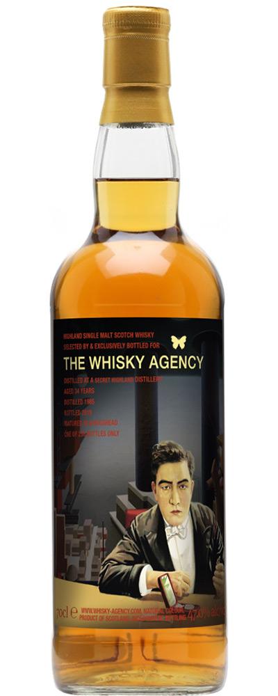 Secret Highland 1985 (The Whisky Agency)