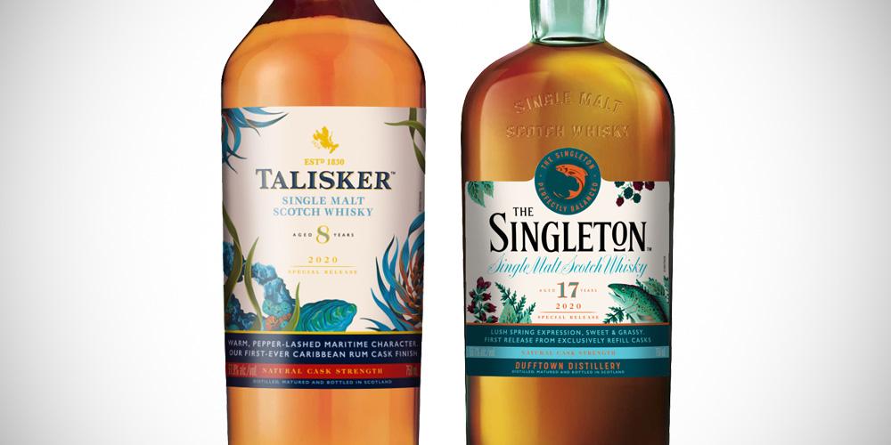 Talisker / Singleton - Special Releases 2020
