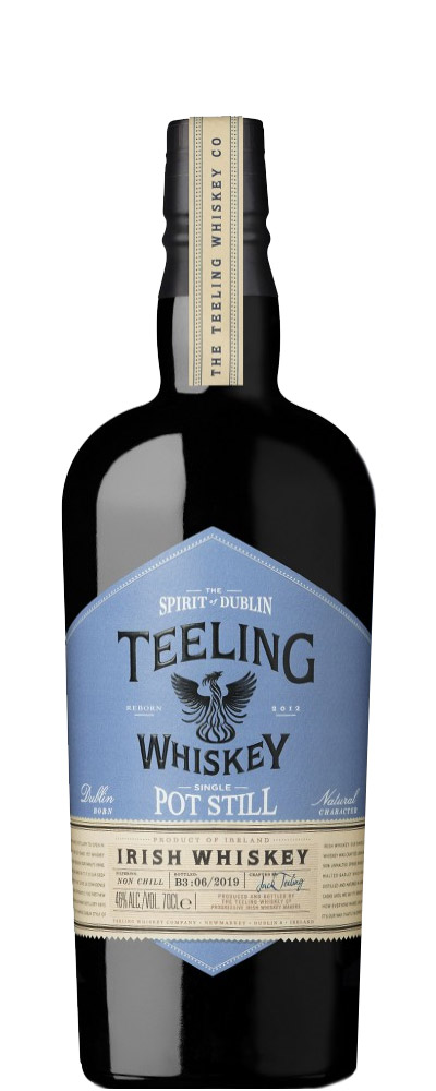 Teeling Pot Still Whiskey – Batch 3