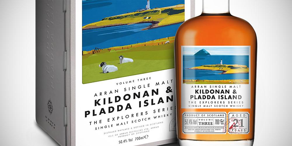 Arran Kildonan & Pladda Island 21 Years