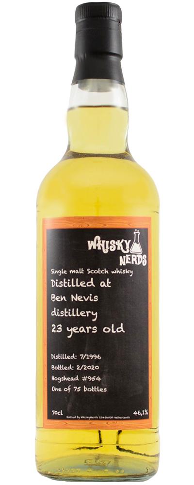 Ben Nevis 1996 (WhiskyNerds)