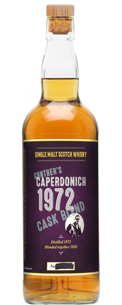 Caperdonich 1972 (Gunther's Cask Blend)