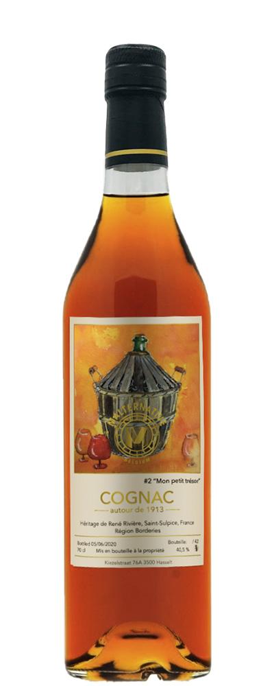 Cognac Borderies 'Autour de 1913' (Malternative)