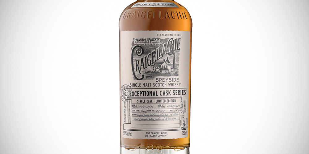 Craigellachie single cask 1995