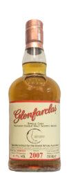 Glenfarclas 2007 (cask #1628 for Greek Whisky Association)