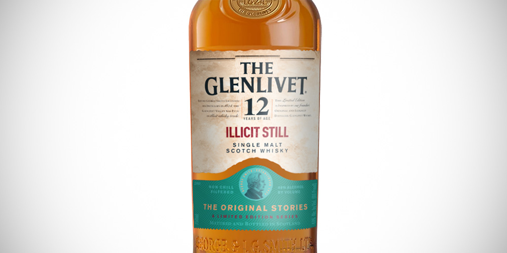 Glenlivet 12 Years Illicit Still