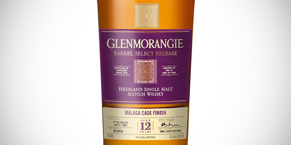 Glenmorangie Barrel Select Release - Malaga Cask