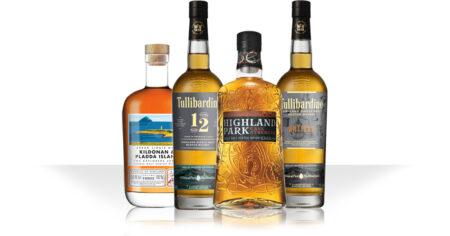 Highland Park Cask Strength - Arran Kildonan & Pladda Island
