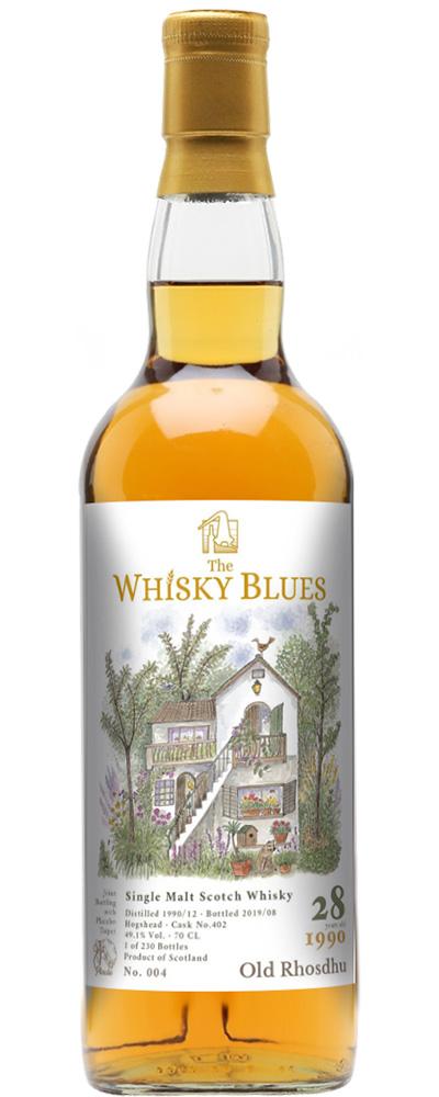 Old Rhosdhu 1990 (Whisky Blues)