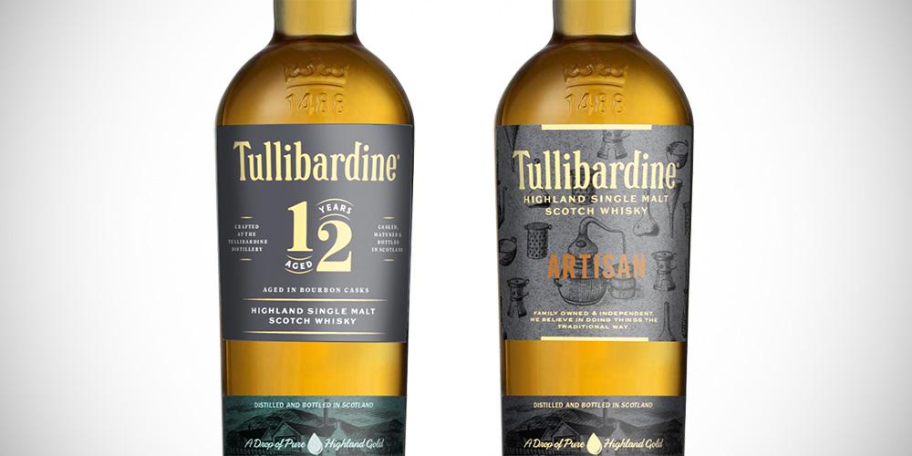 Tullibardine 12 Years / Tullibardine Artisan