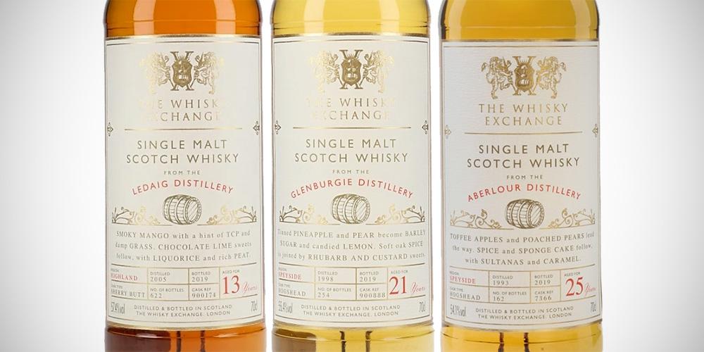 The Whisky Exchange bottlings