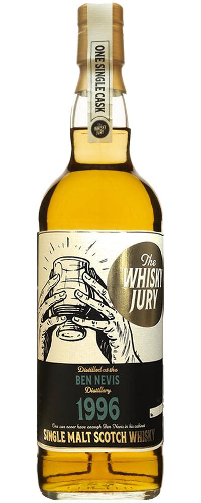 Ben Nevis 1996 (The Whisky Jury)