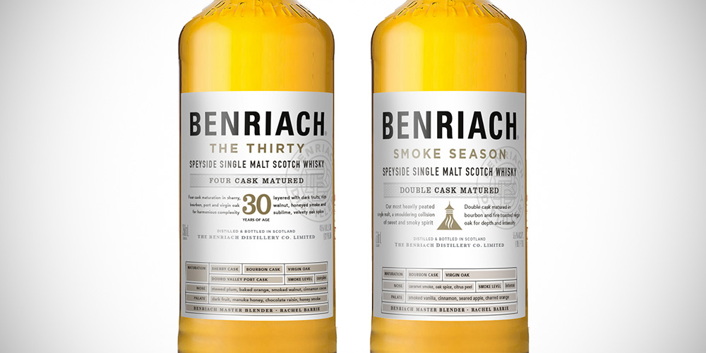 BenRiach Smoke Season / BenRiach The Thirty