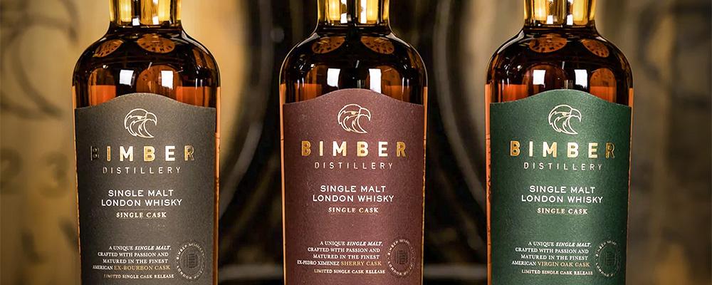 Bimber - single cask whisky