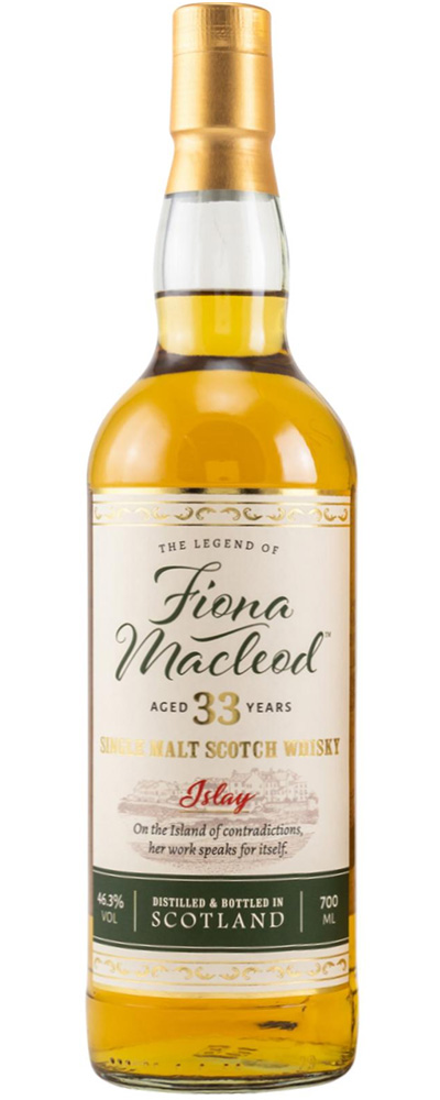 Fiona Macleod 33 Years (Character of Islay Whisky)