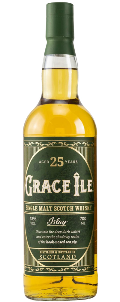 Grace Île 25 Years (Character of Islay)