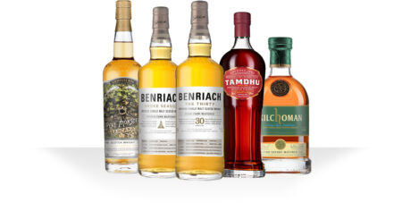 New whisky from Tamdhu, Compass Box, Kilchoman and BenRiach