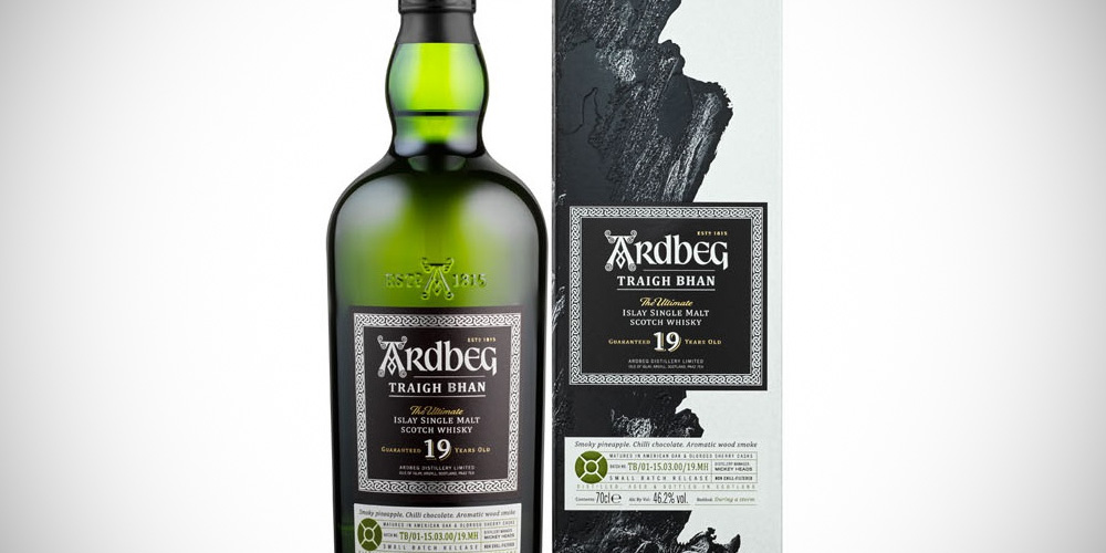 Ardbeg Traigh Bhan 19 Years - Batch 2