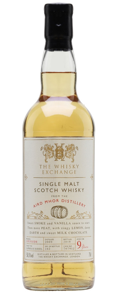 Aird Mhor 2009 (The Whisky Exchange)