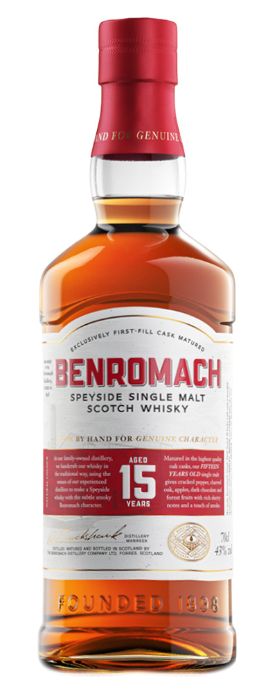 Benromach 15 Year Old (2020)