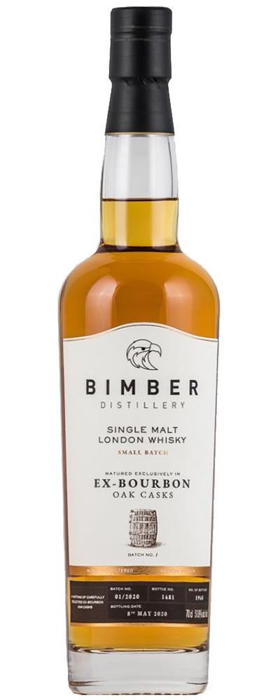 Bimber Ex-Bourbon Batch No.1