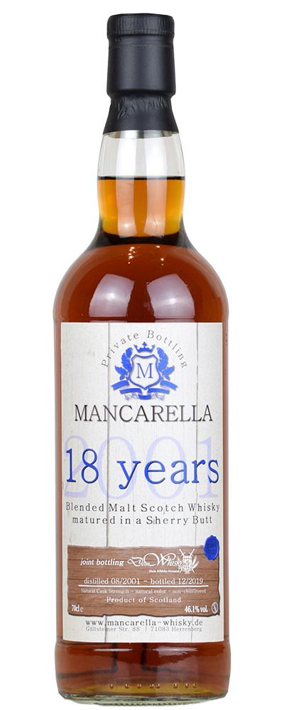 Blended Malt 2001 (Mancarella & DeinWhisky)