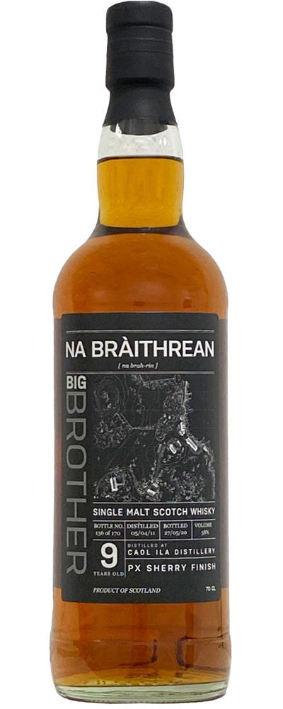 "Caol Ila 2011 ""The Brothers"" (Na Bràithrean)"