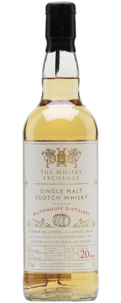 Miltonduff 1999 (The Whisky Exchange)