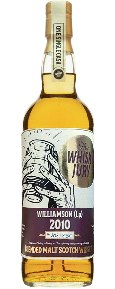 Williamson 2010 (The Whisky Jury)