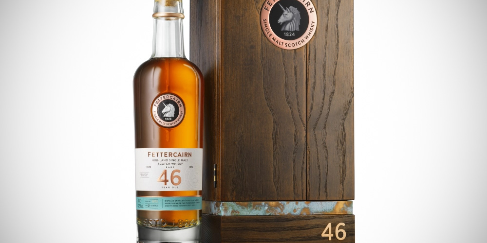 New Fettercairn 46 Years