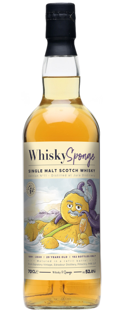 Jura 1991 (Whisky Sponge)
